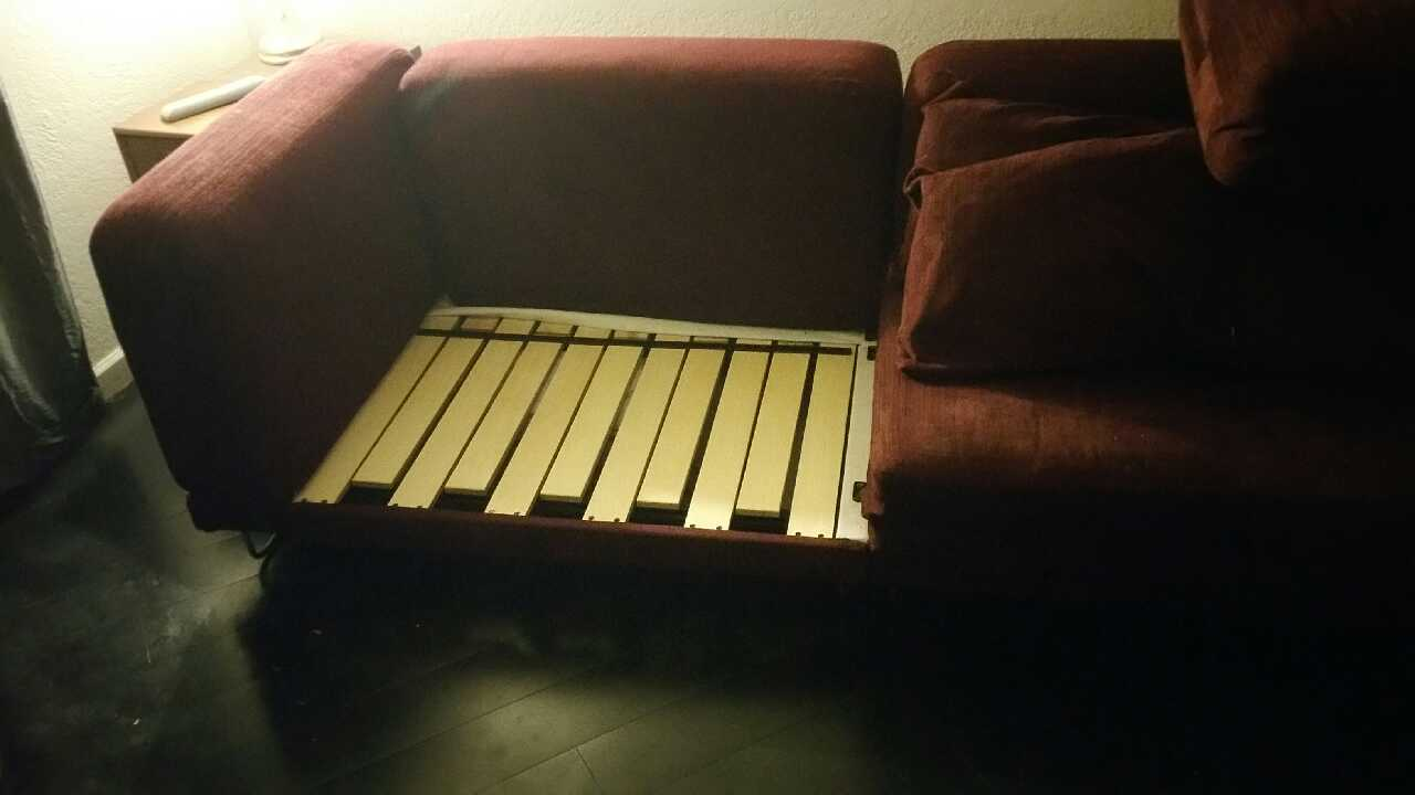 Letgo Ikea Couch Fouton Fold Out Bed In Mount Eden Ca