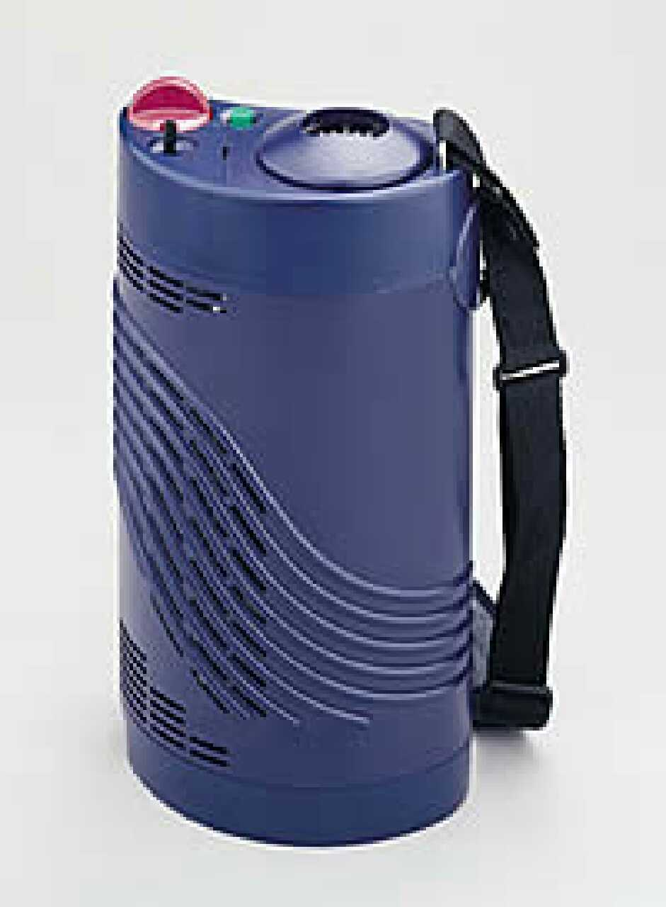 machine oxygen portable