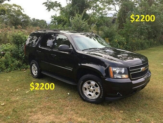 2007 tahoe cold AC