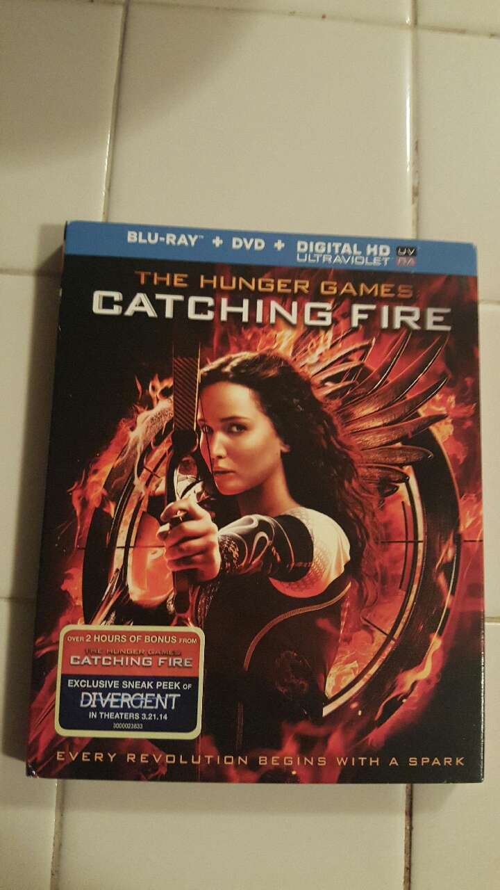 letgo - the hunger games catching... in Balcones Heights, TX