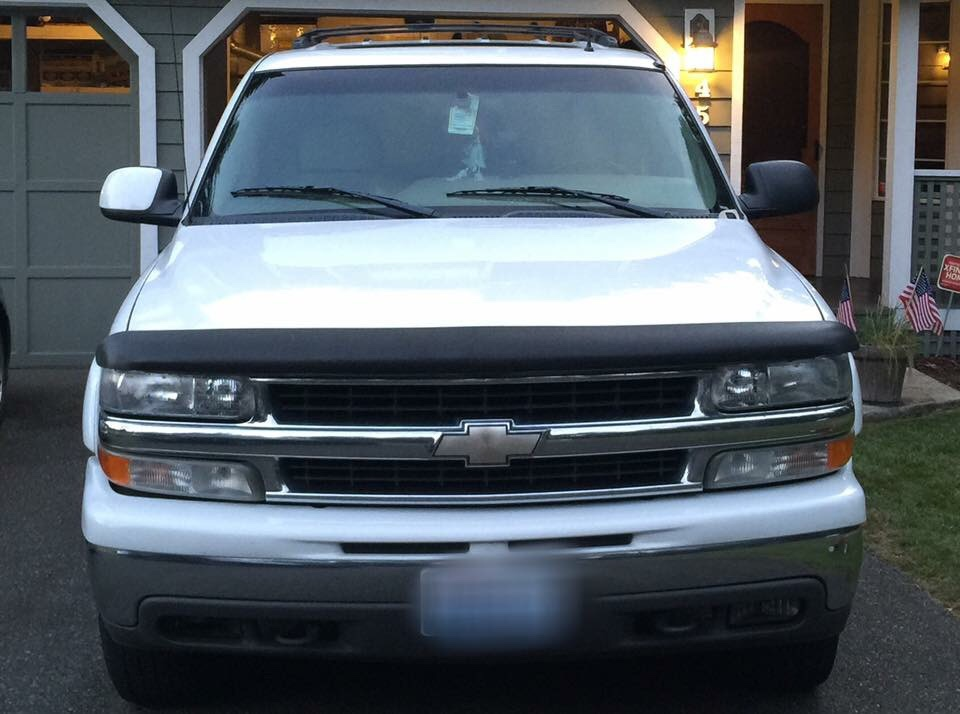 Letgo 2002 Chevy Tahoe Lt Asking Pr In East Olympia Wa