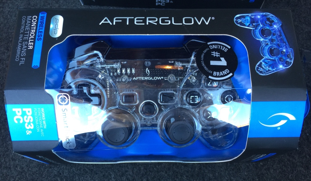 Afterglow Wireless Ps3 Controller Manual