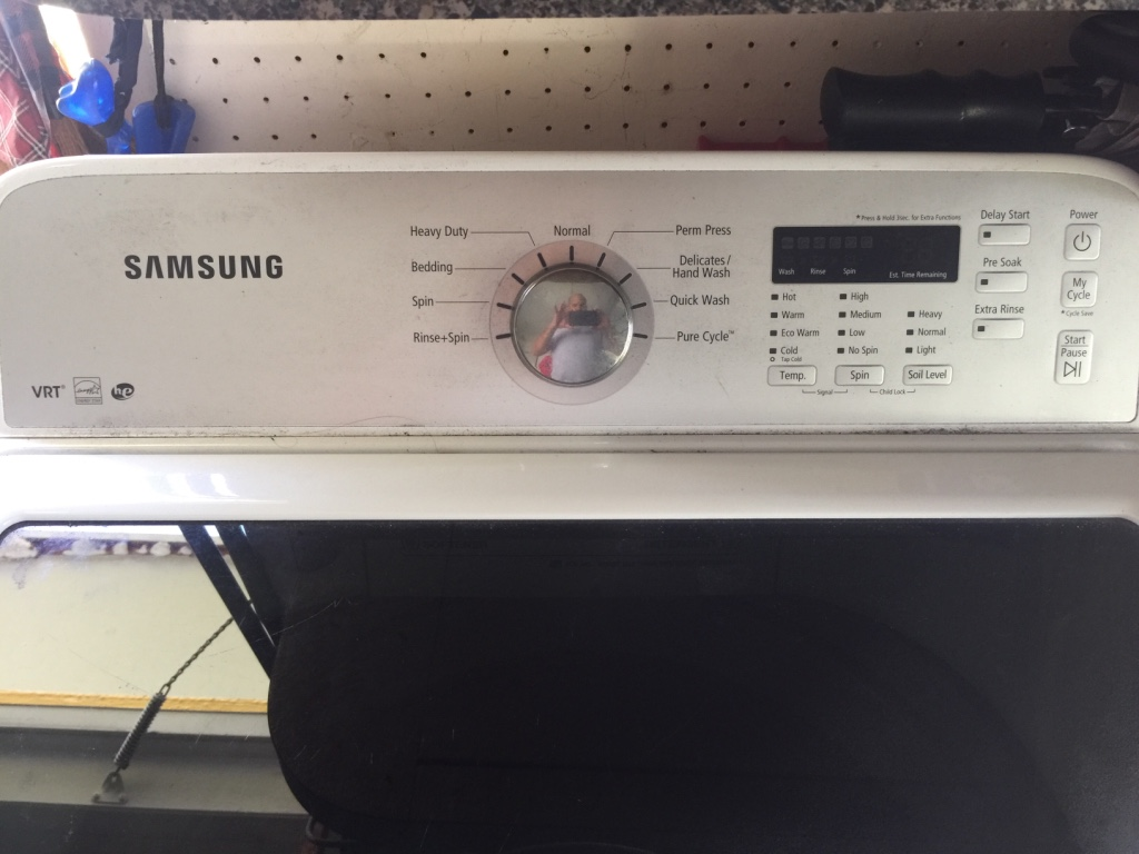 top load commercial washing machine