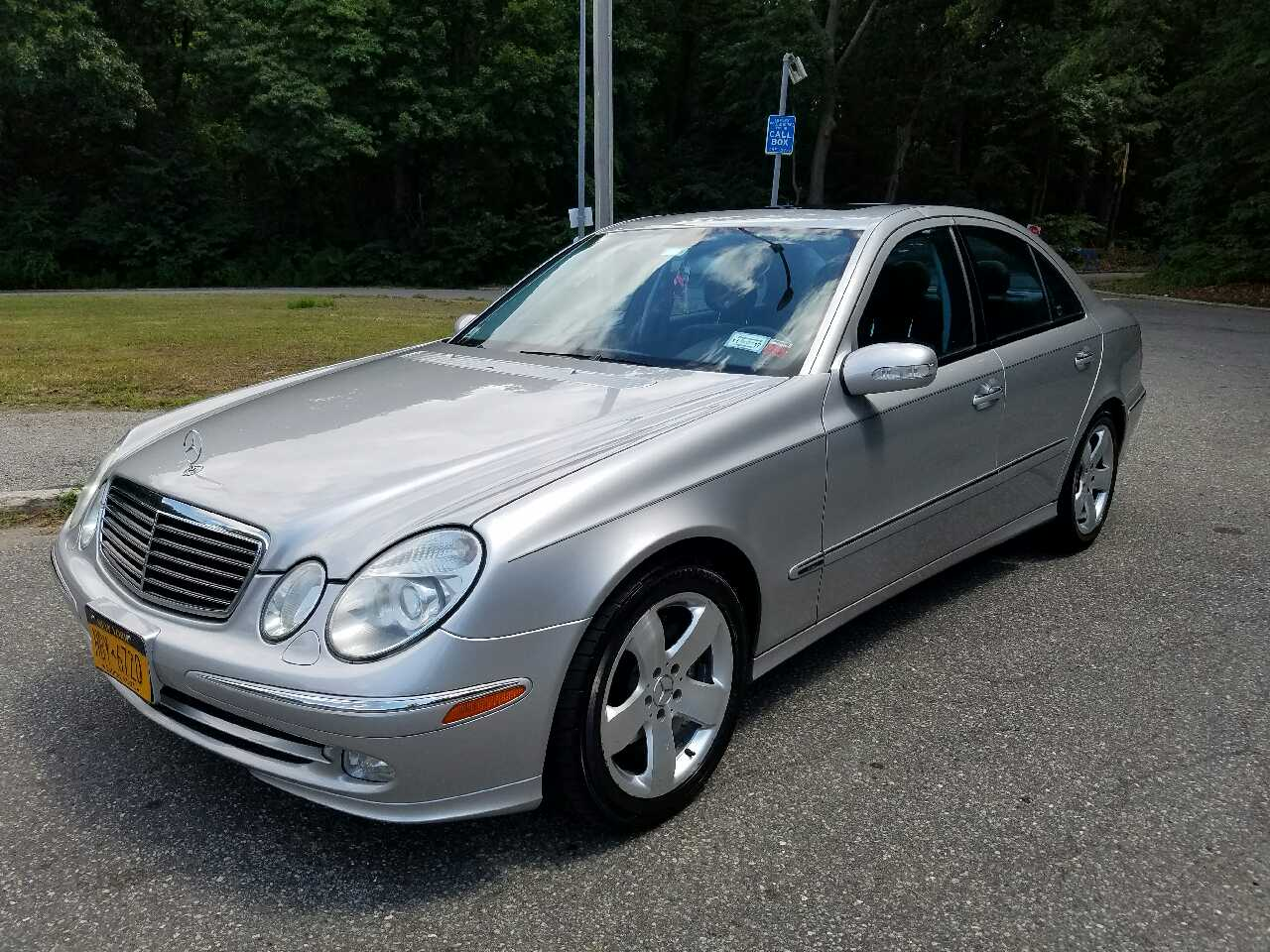 Letgo 2003 mercedes benz e500 sports in maspeth ny for Mercedes benz e500 2003