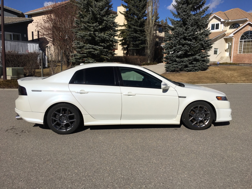 home alberta calgary cars and motors 2008 acura tl for sale. Black Bedroom Furniture Sets. Home Design Ideas