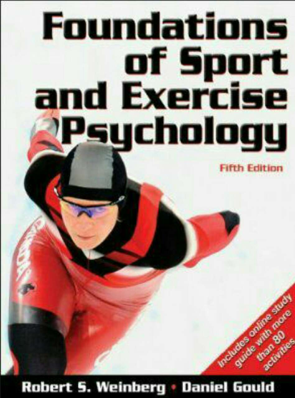foundations sport and exercise psychology pdf