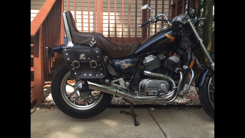 Antioch (IL) United States  City pictures : Description Clean bike has 34,000mi carbs redone and new starter! Any ...