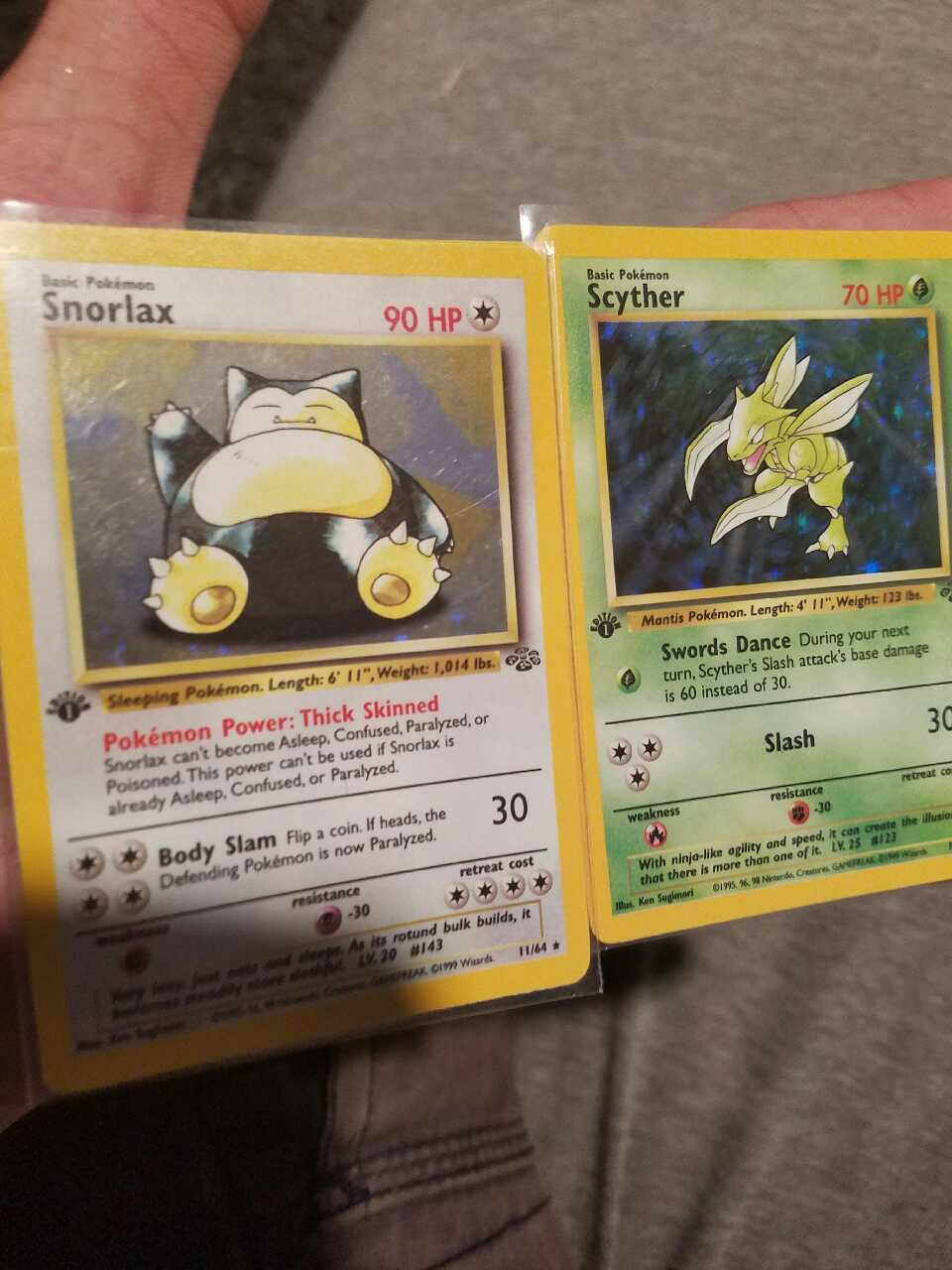 how to tell first gen pokemon cards