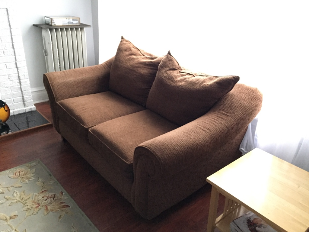 letgo pull out couch and love seat in haymarket il. Black Bedroom Furniture Sets. Home Design Ideas