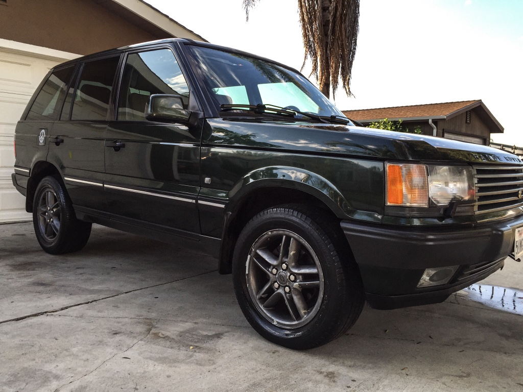letgo range rover for sale in santa ana ca. Black Bedroom Furniture Sets. Home Design Ideas