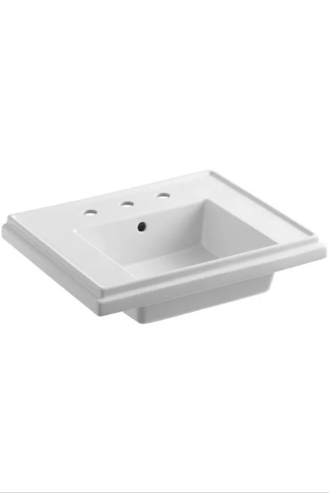 Description Sink only. No pedestal base. Brand new in the box. Asking ...