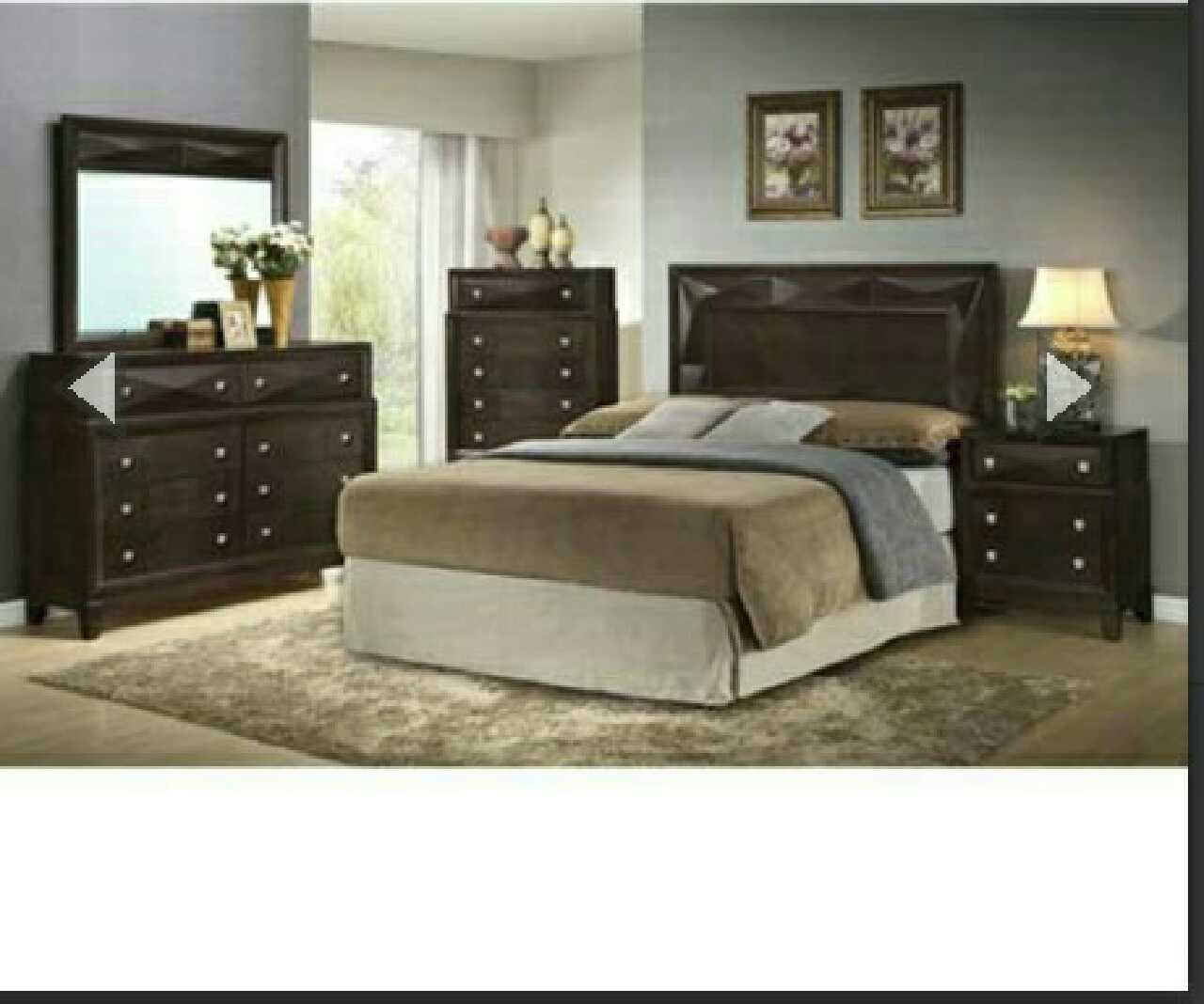 home tennessee cordova home and garden bedroom set queen