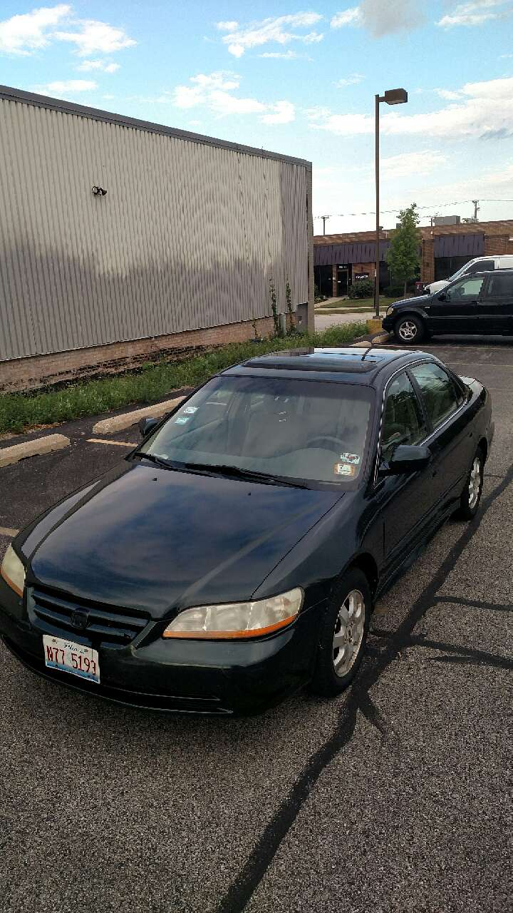 Letgo 2001 Honda Accord In Lake In The Hills Il