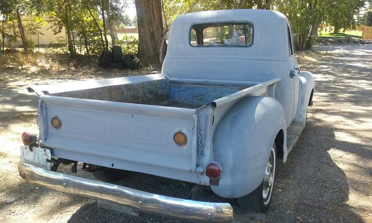 52 3100 Heater Box 1949 Chevy Truck Letgo 1950 Shortbox Pickup R In Hanford Works Wa