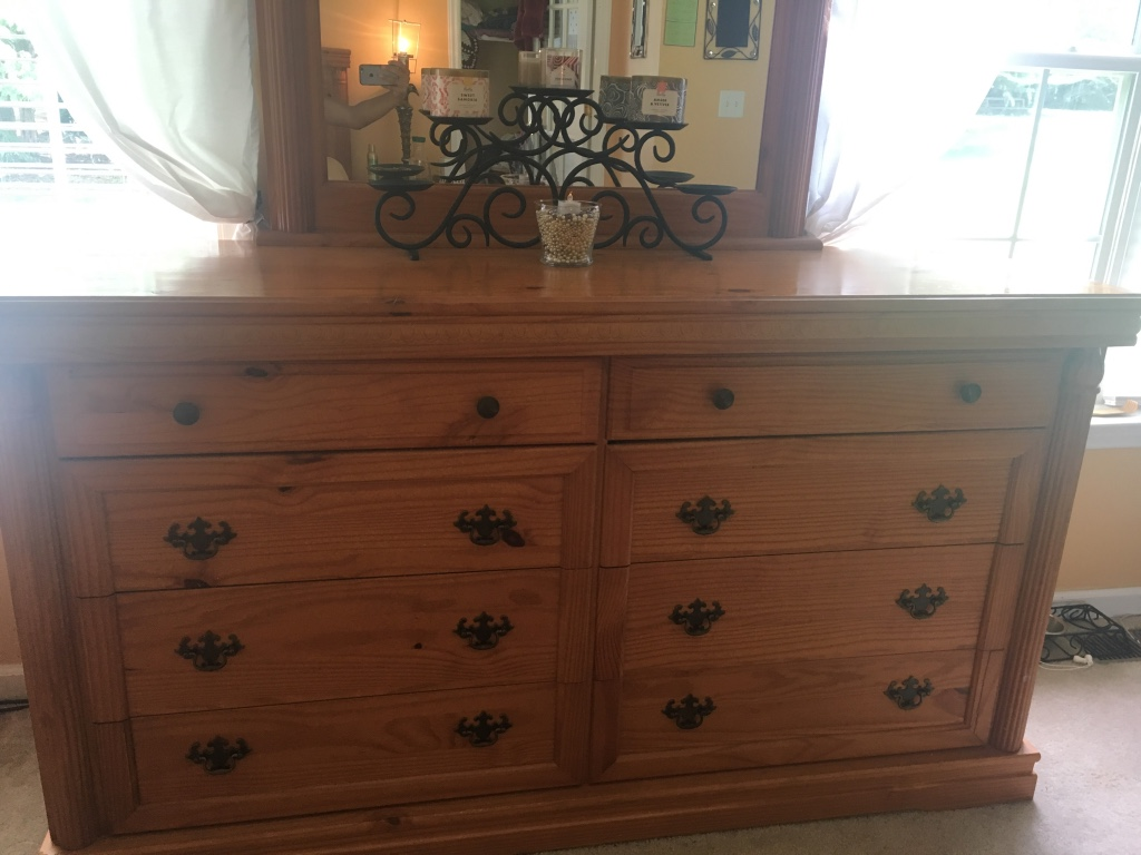 letgo wooden bedroom set in greensboro nc