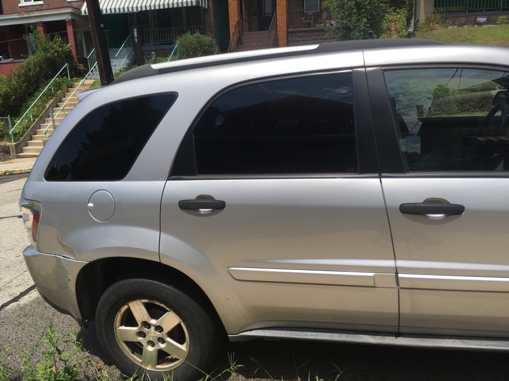 letgo 2005 chevy equinox ls awd 78 000 in hazelwood pa. Black Bedroom Furniture Sets. Home Design Ideas