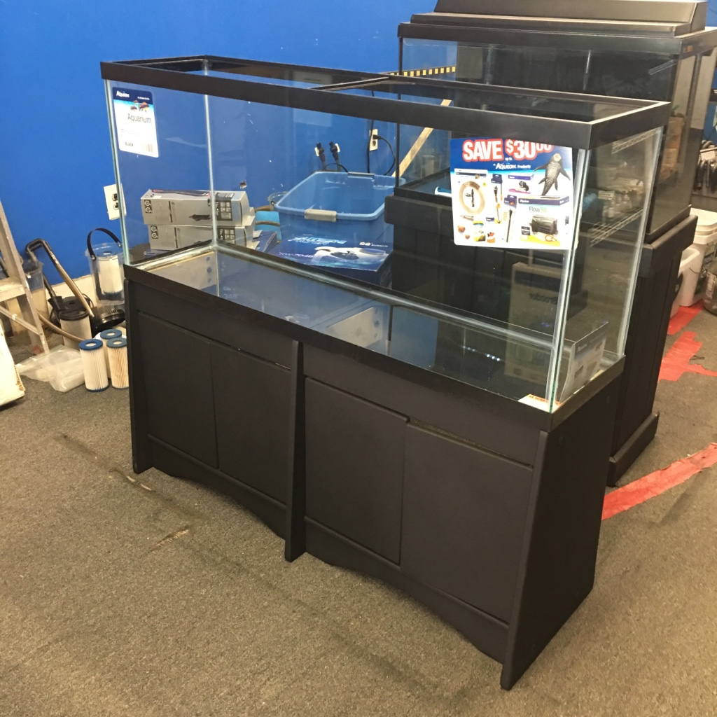 Letgo 125 gallon stand for a fish tank 100 in lamott pa for 100 gallon fish tank with stand