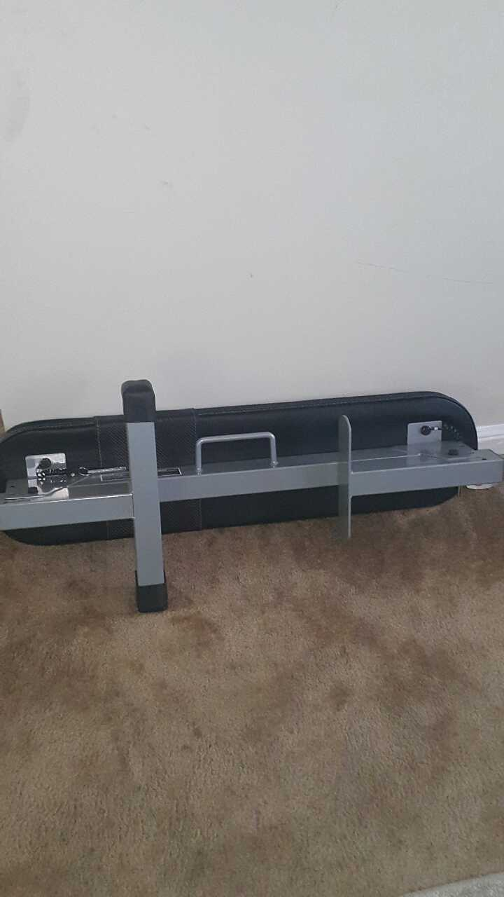 Letgo Powerblock Travel Bench In Commerce Bank Pa