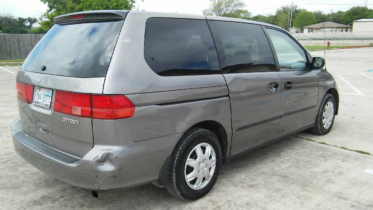 Letgo 2002 honda odyssey in belton tx for 2002 honda accord window off track