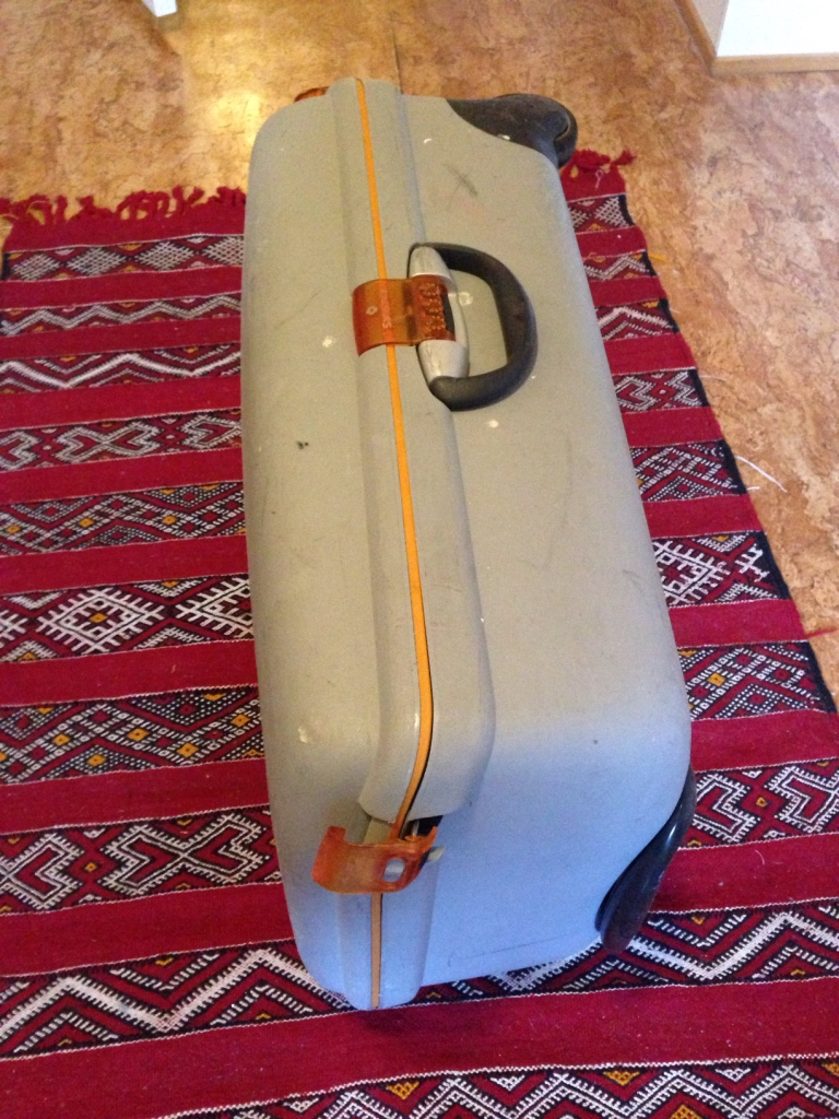 Samsonite-koffert
