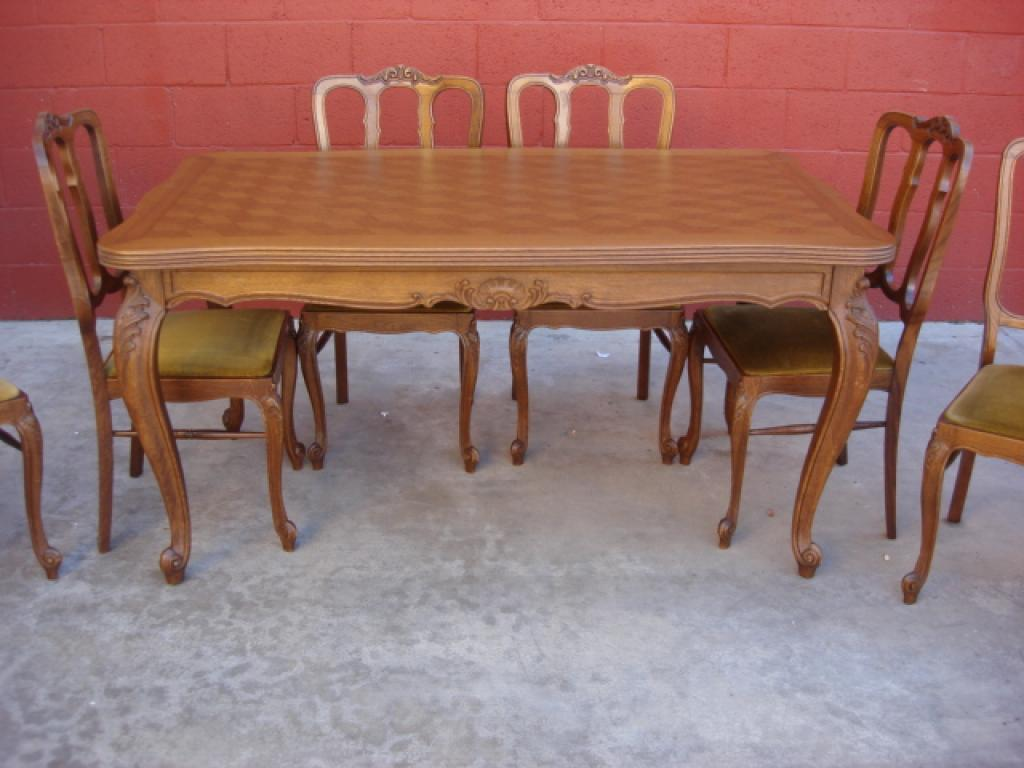 dining room table with 6 chairs 2g8F3UIjX1