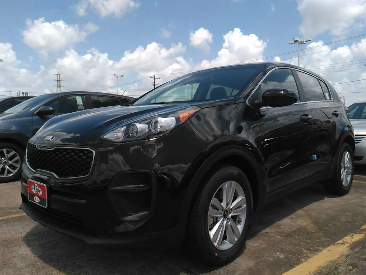 Letgo 2017 Kia Sportage In South Houston Tx