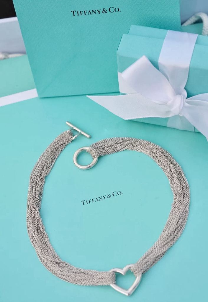 Sterling (CO) United States  City new picture : ... from the professionals at tiffany co rare t co necklace comes with all