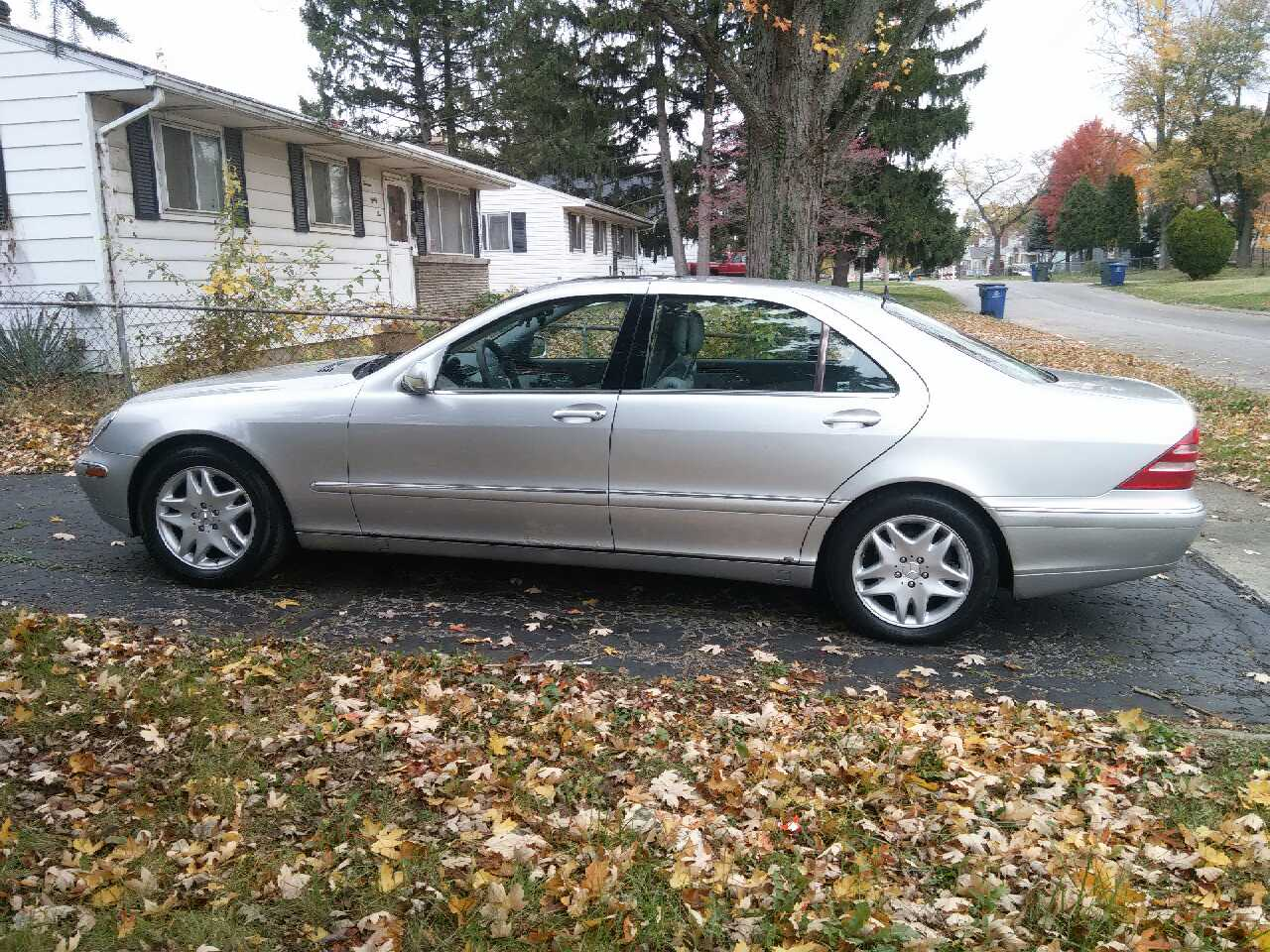 Letgo 00 mercedes benz s430 in bexley oh for 2003 mercedes benz s430 problems