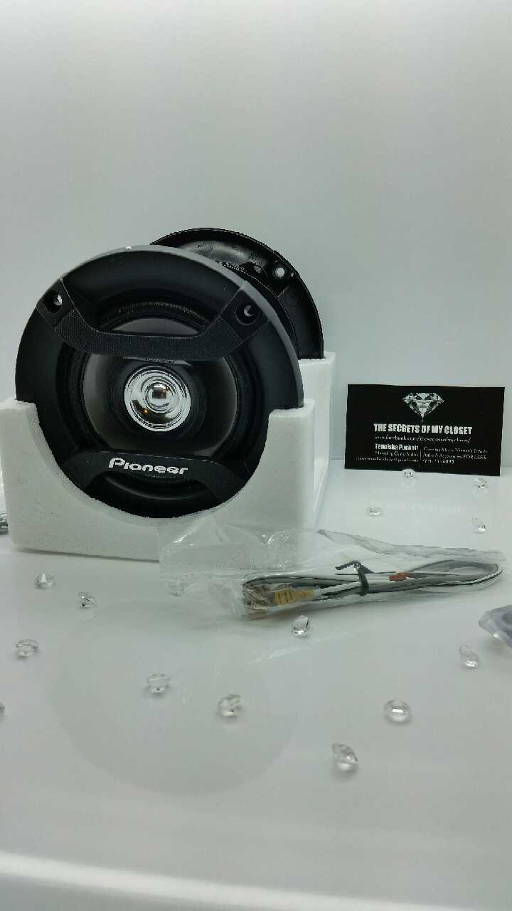 Pioneer (TN) United States  city images : Description Pioneer TS F1034RDUAL CONE4 inch 150w 2 Way Set of 2 ...
