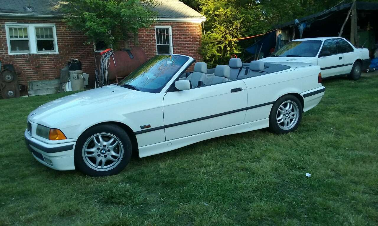 letgo 1996 bmw 328i convertible in statesville nc. Black Bedroom Furniture Sets. Home Design Ideas