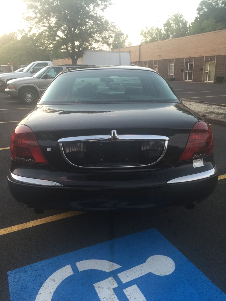 letgo 1998 lincoln continental in mentor on the lake oh. Black Bedroom Furniture Sets. Home Design Ideas