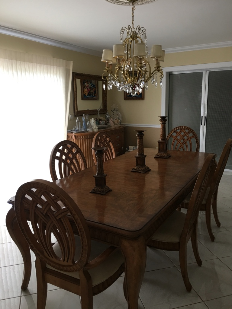 letgo havertys dining room set in port saint lucie fl