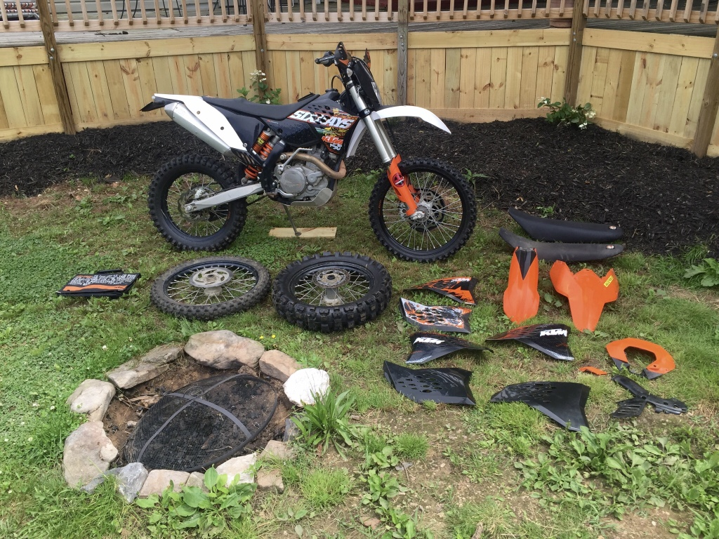 Is Hours Alot For A Ktm