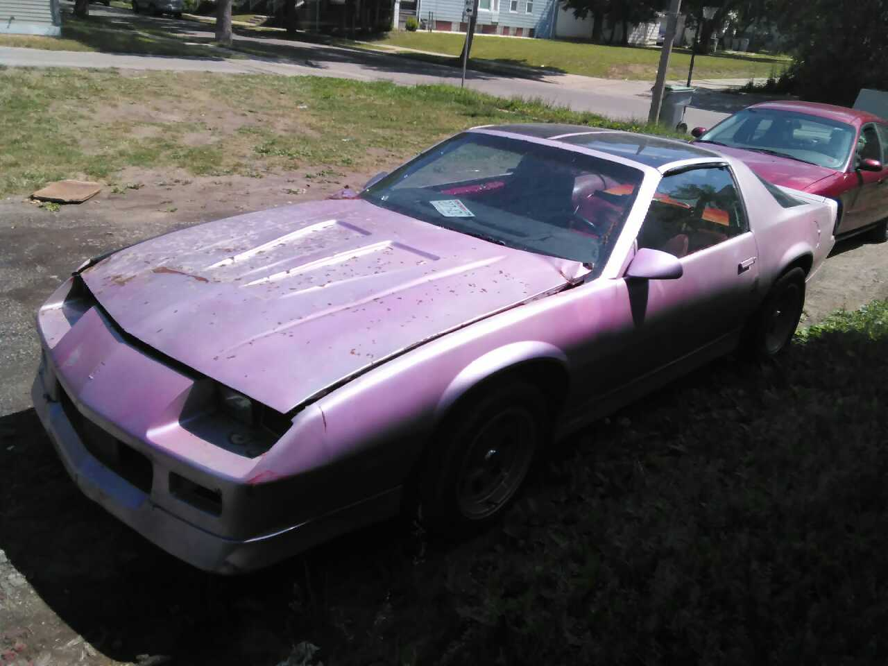 letgo 1986 t top chevy camaro in glendale wi. Black Bedroom Furniture Sets. Home Design Ideas