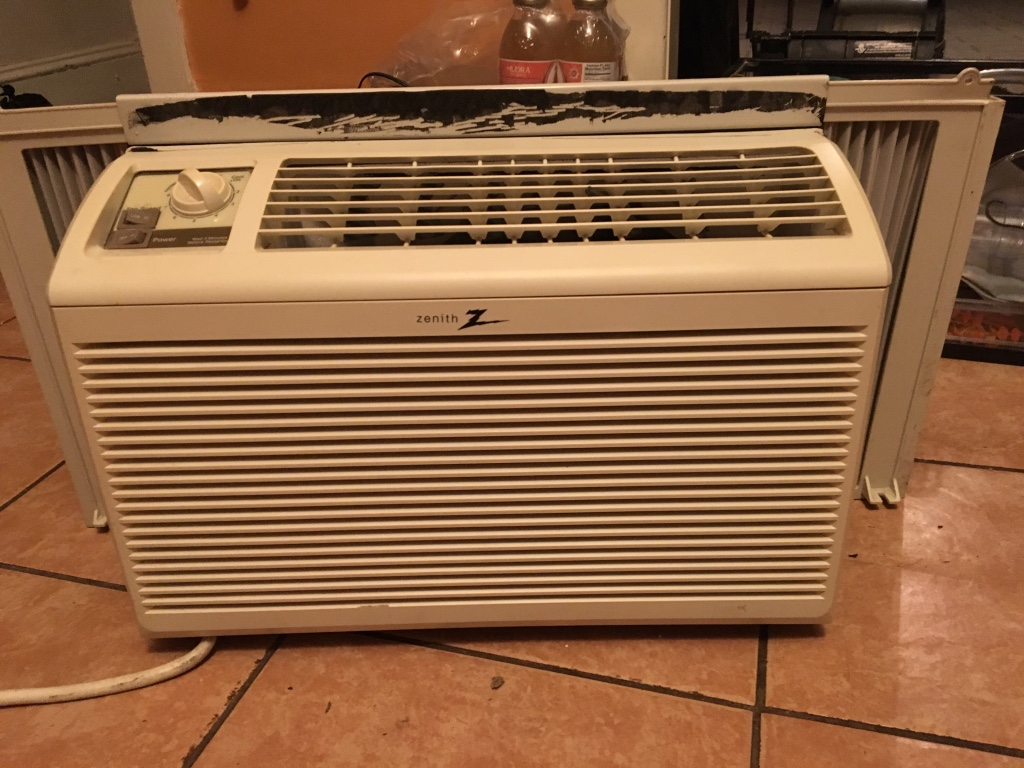 Philadelphia Other Zenith Room Air Conditioner 5000 Btu Works Great #BC710F