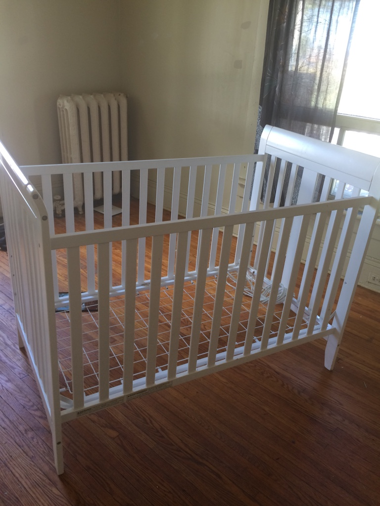 Used crib for sale toronto - Crib Must Sell 120 Obo