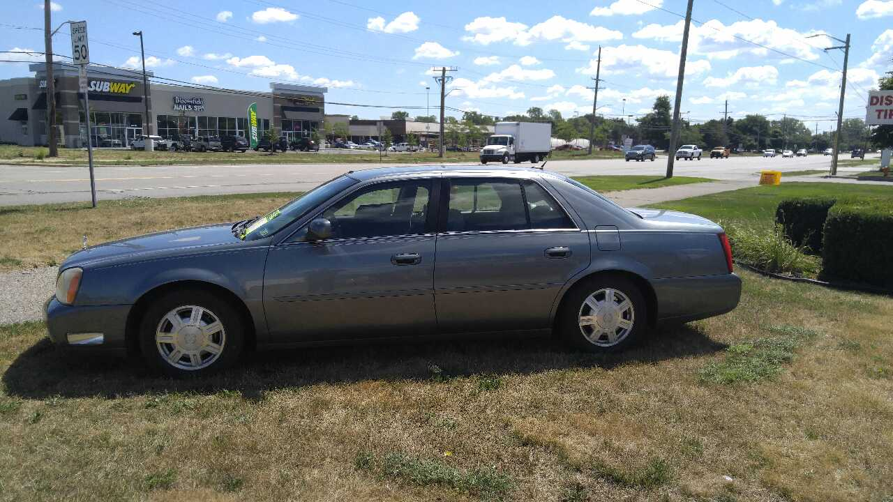 Letgo 05 cadillac deville dts in waterford mi for A b motors waterford mi