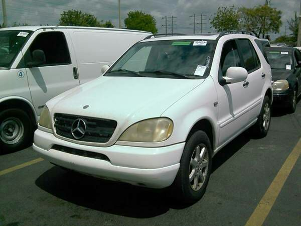 Letgo 2000 mercedes benz ml430 in west hollywood fl for Mercedes benz hollywood fl