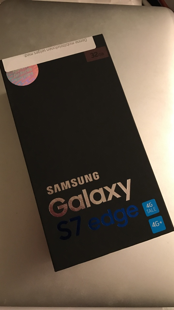 Samsung Galaxy S7 Edge - Rose Gold
