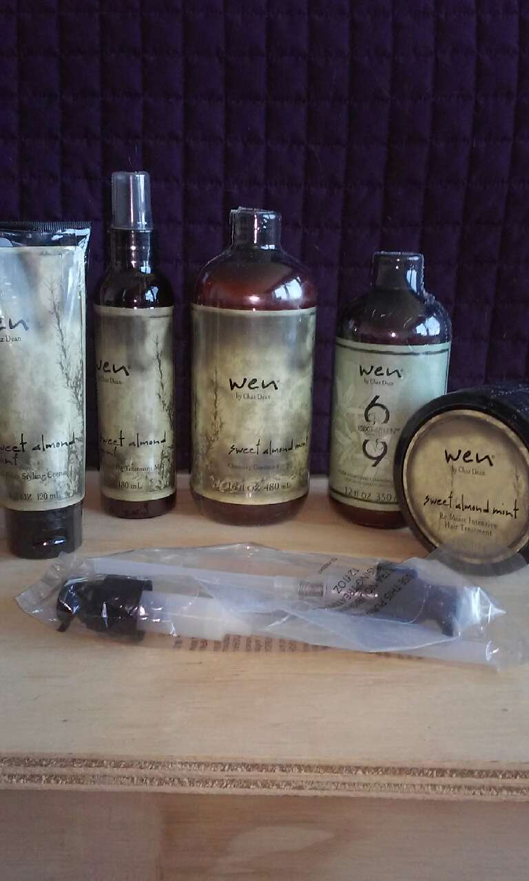 Image Result For How To Use Wen Hair Carea