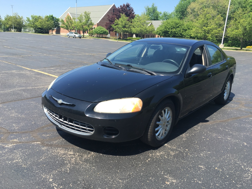 letgo 2002 chrysler sebring lx w in byron center mi