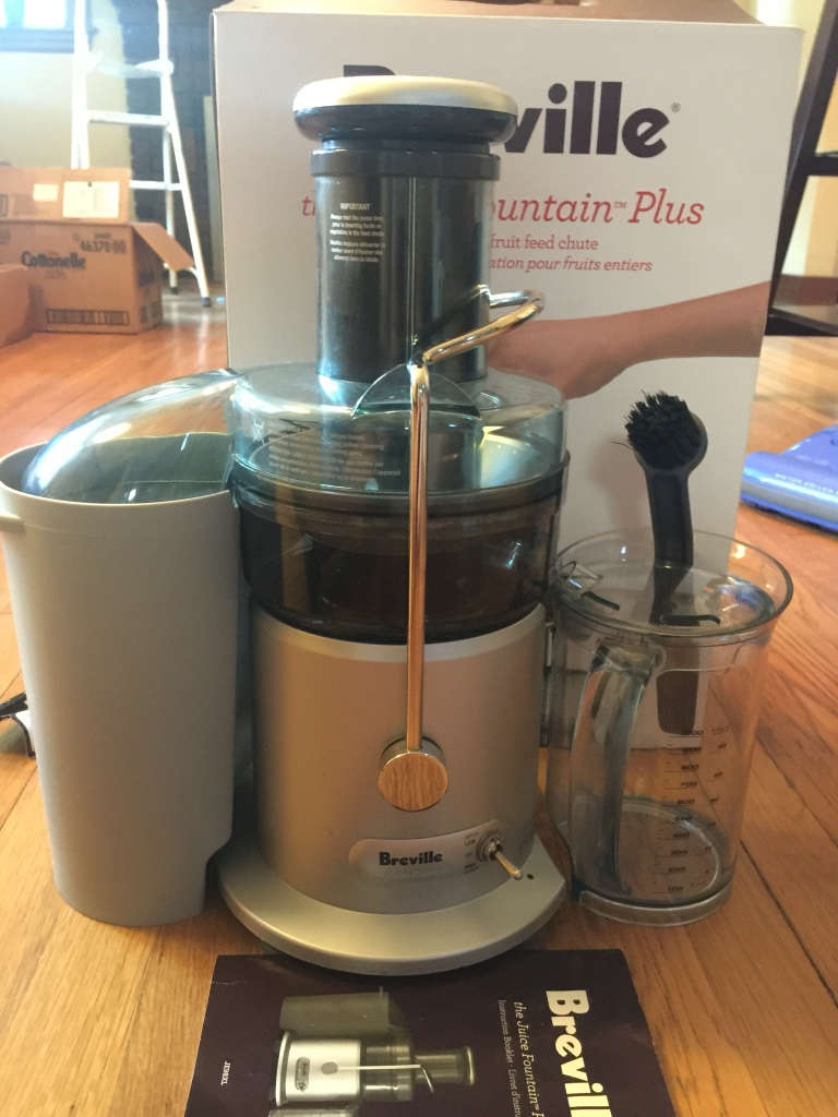 breville juice fountain je95xl manual
