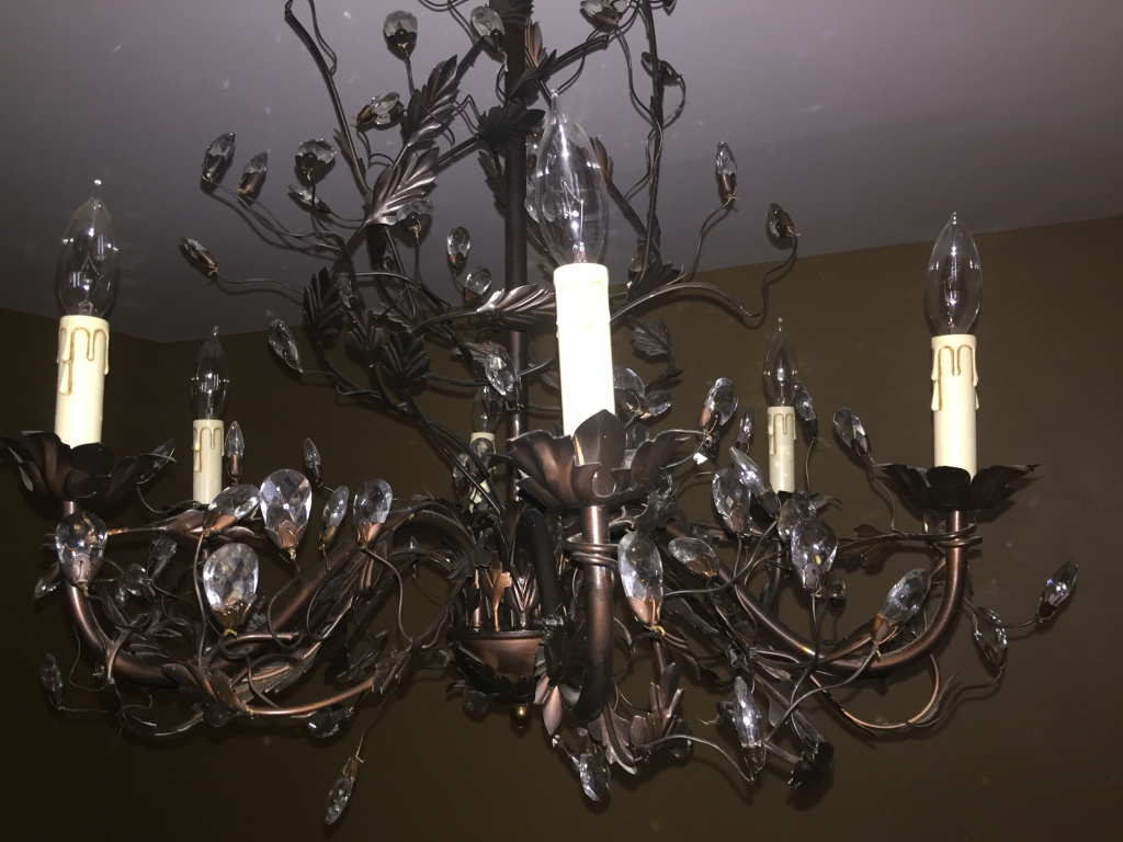 letgo ballard designs 6 light chandelier in brooklawn nj