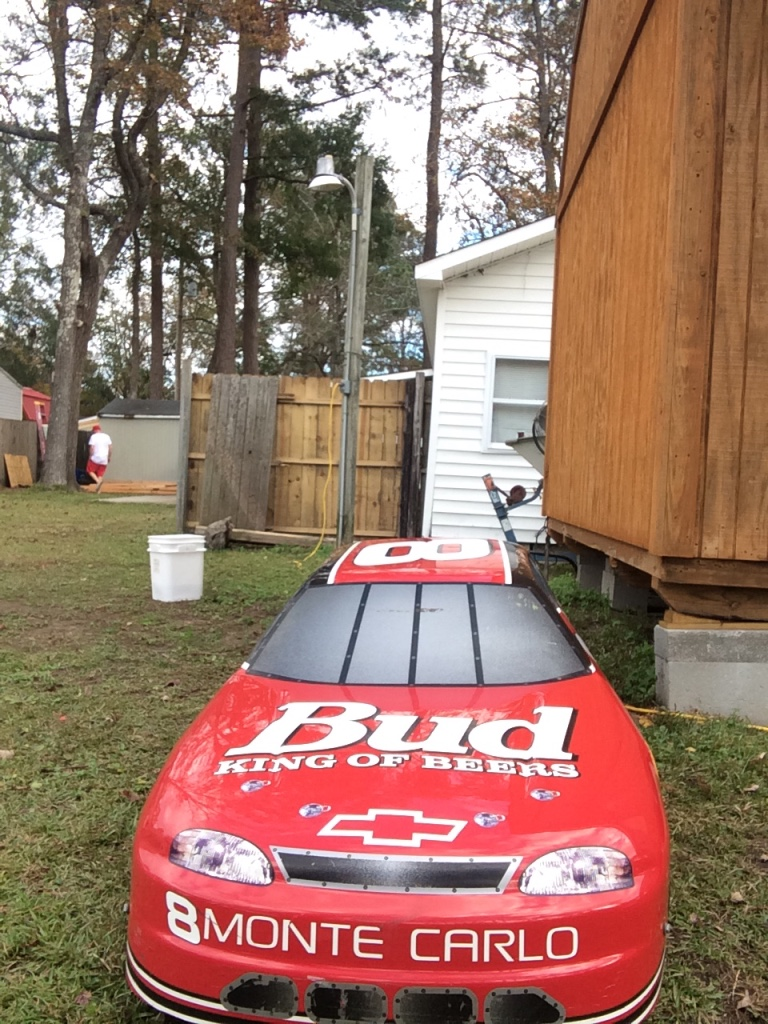 Man Cave Show Myrtle Beach : Letgo red and black budweiser coupe in myrtle beach sc