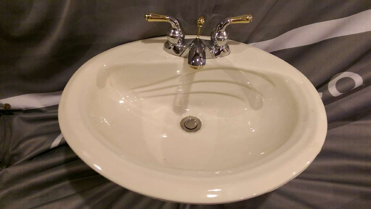 ... Michigan Berkley Home and Garden Matching Bathroom Sink And Faucets
