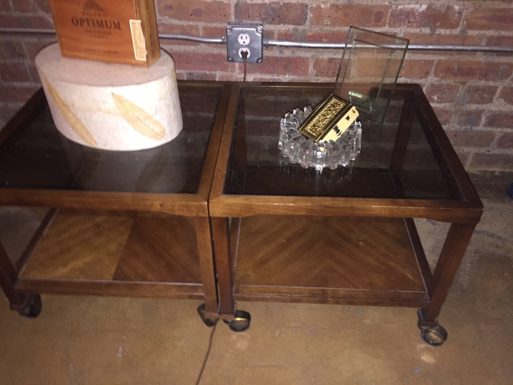 Letgo Dual End Tables In Houston Tx