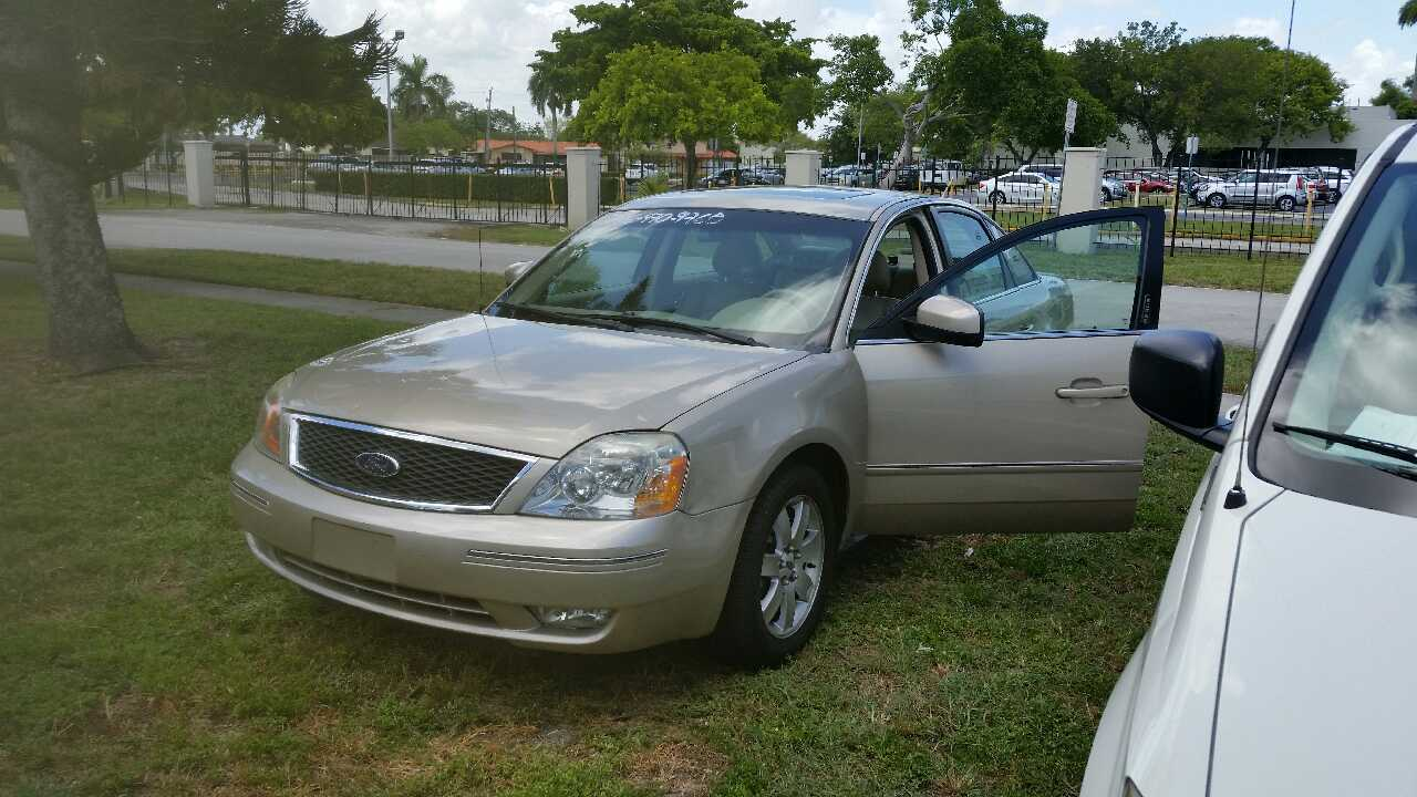 Letgo Ford Five Hundred Good And Great In Brickell Fl