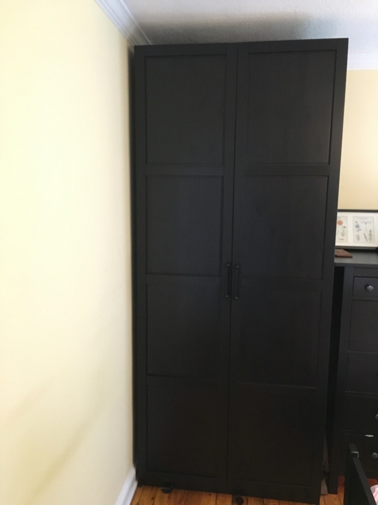 letgo wardrobe pax hemnes ikea in takoma park md. Black Bedroom Furniture Sets. Home Design Ideas