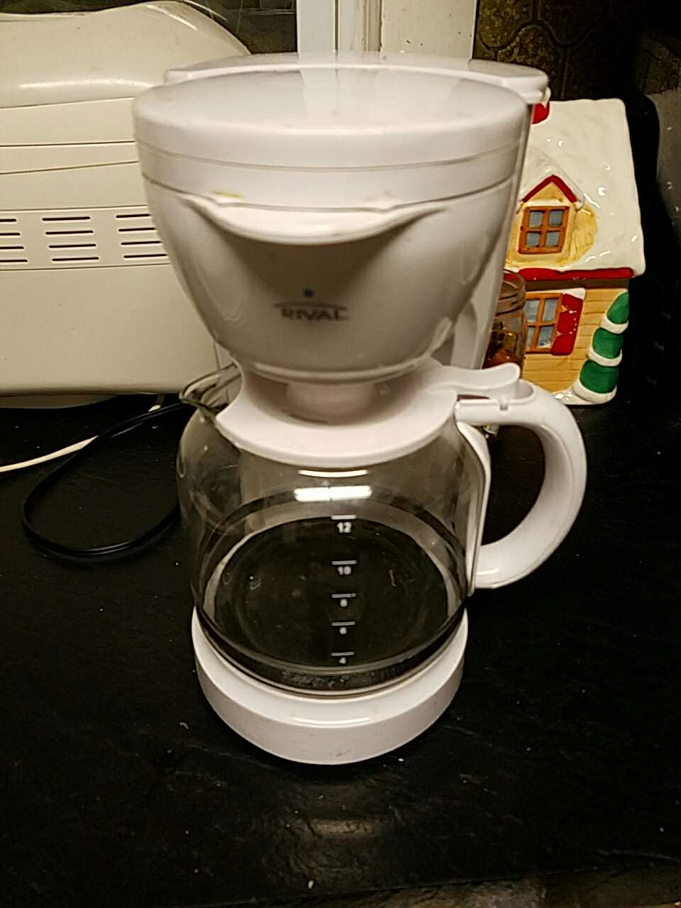 Rival Coffee Maker How To Use : letgo - white rival coffee maker in Detroit, MI