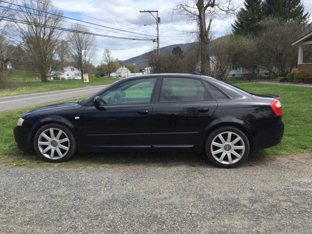 letgo 2004 audi a4 1 8t quattro in cherrytown ny. Black Bedroom Furniture Sets. Home Design Ideas